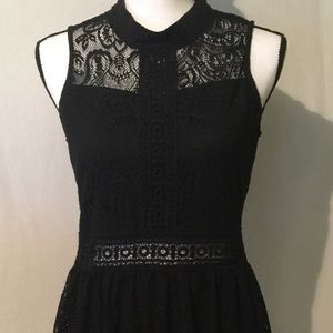 Maurice's - High neck all lace dress